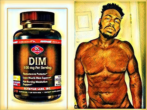 DIM FOR FREE EXTREMELY REDUCE GYNO and LOWER ESTROGEN