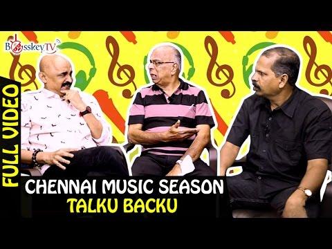 Raga and Rasika | Chennai Music Season | Talku Backu | Full Video | Bosskey TV