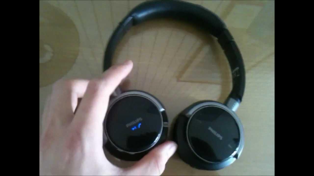 Test Casque Philips Bluetooth Sb9001 Youtube