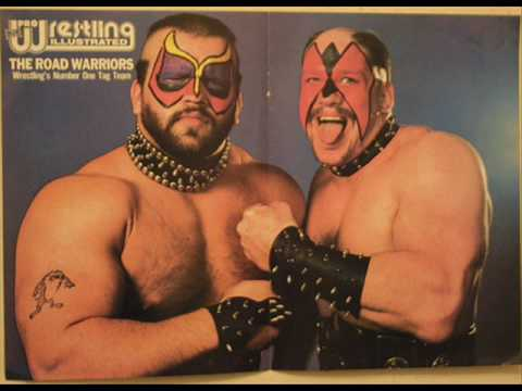 WCW Road Warriors Theme -  We are Ironman
