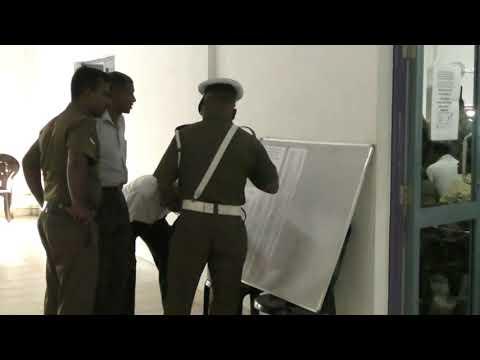 Kandy Postal Election Voting