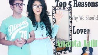 Video Top 5 ReasonsWhy We Should Love Ananta Jalil download MP3, 3GP, MP4, WEBM, AVI, FLV Juli 2018