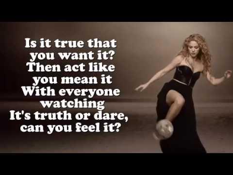 Shakira   La La La Brazil 2014 Lyrics On Screen