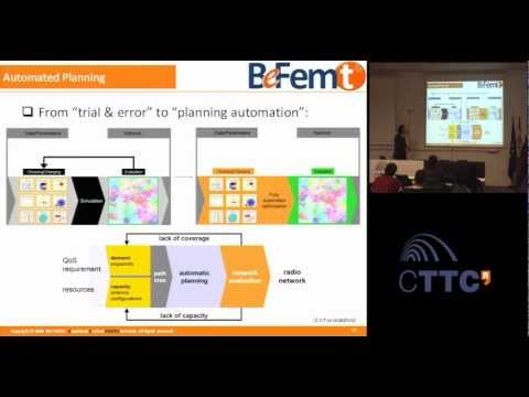 LTE-A SON for Femtocells