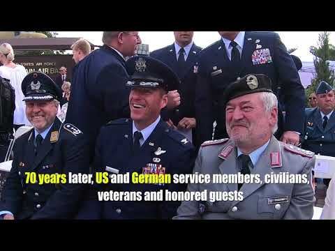 DFN:Berlin Airlift 70th Anniversary GERMANY 06.26.2018
