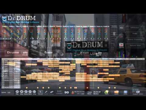 PC and Mac music composition software demo
