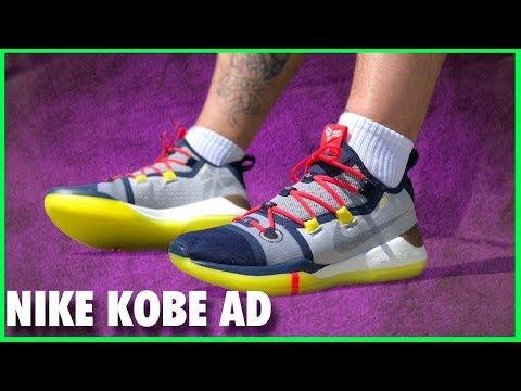 Nike Kobe Ad Exodus Youtube