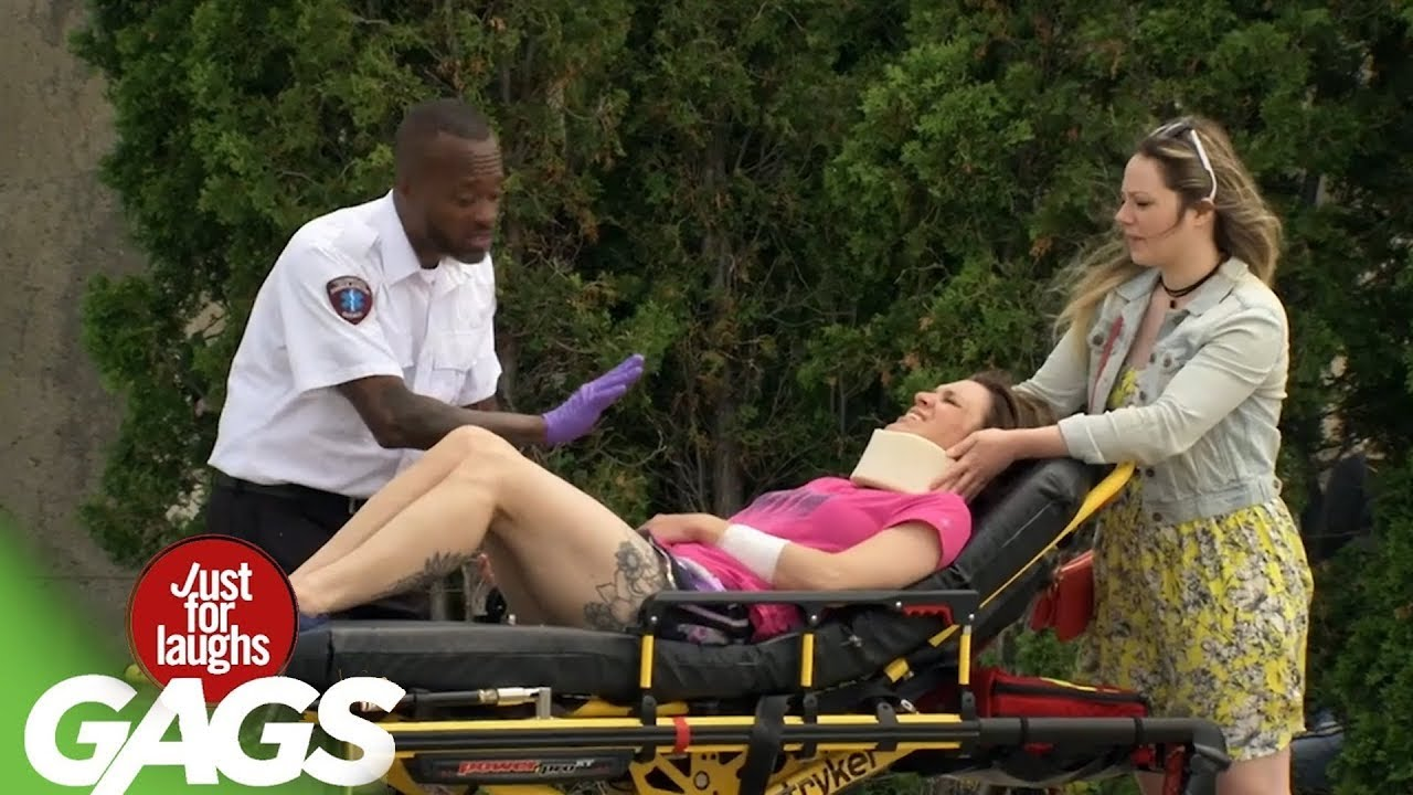 ▶  October NEW Gags   Just For Laughs [1080P] HD Fall Special Compilation