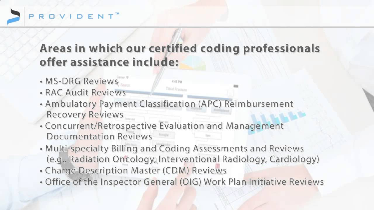 Healthcare billing and coding compliance solutions providentedge healthcare billing and coding compliance solutions providentedge xflitez Image collections