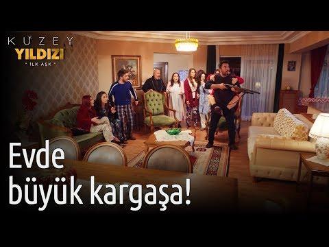 Kuzey Yıldızı İlk Aşk 21. Bölüm - Evde Büyük Kargaşa!