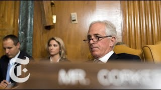 Listen to Senator Bob Corker Discuss Trump in Exclusive Interview