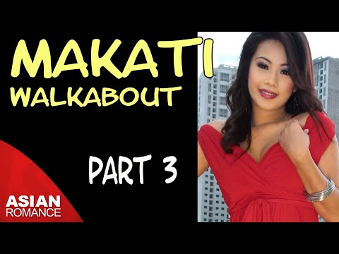 A Day in the Life of Makati, Philippines | Walking Tour - Part 3