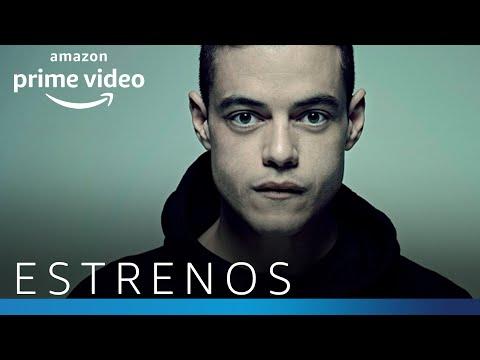 Estrenos de octubre | Amazon Prime Video