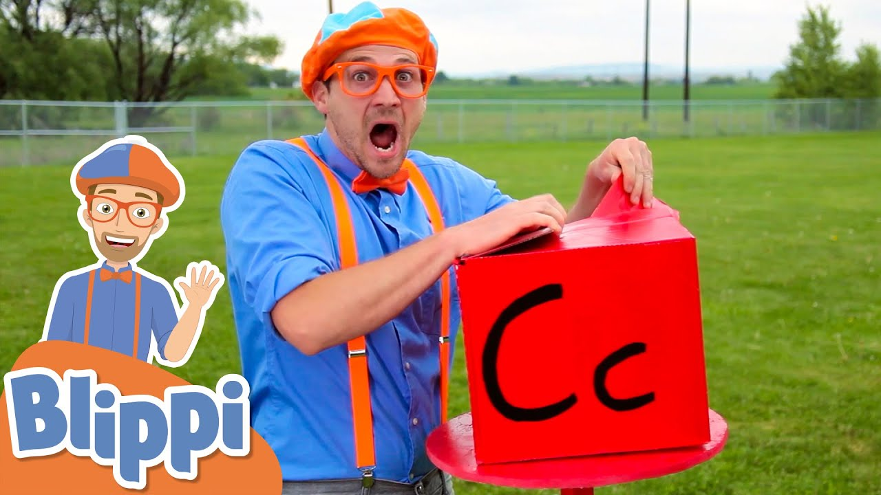 Blippi's ABC Letter Boxes! | Learn The Alphabet For Kids | Educational Videos For Toddlers