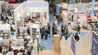 Ahmadi Muslims at London Book Fair 2017