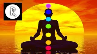 Gambar cover 8 hours Om Mani Padme Hum - Meditation for the 7 Chakras, Deep Relaxing for SPA & Massage Rooms