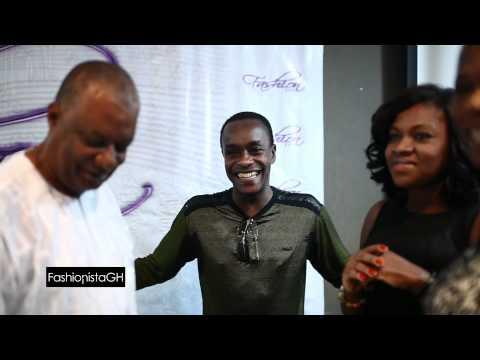 Fashion 101 Ghana Press Launch _20.12.11