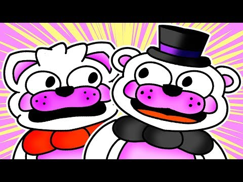 Minecraft Fnaf: Funtime Foxy And Funtime Freddy Switch Places (Minecraft Roleplay)