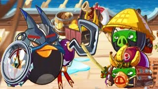 NEW EVENT UNDER THE CLOUD OF NIGHT! (Season 3) - Angry Birds Epic Part 1