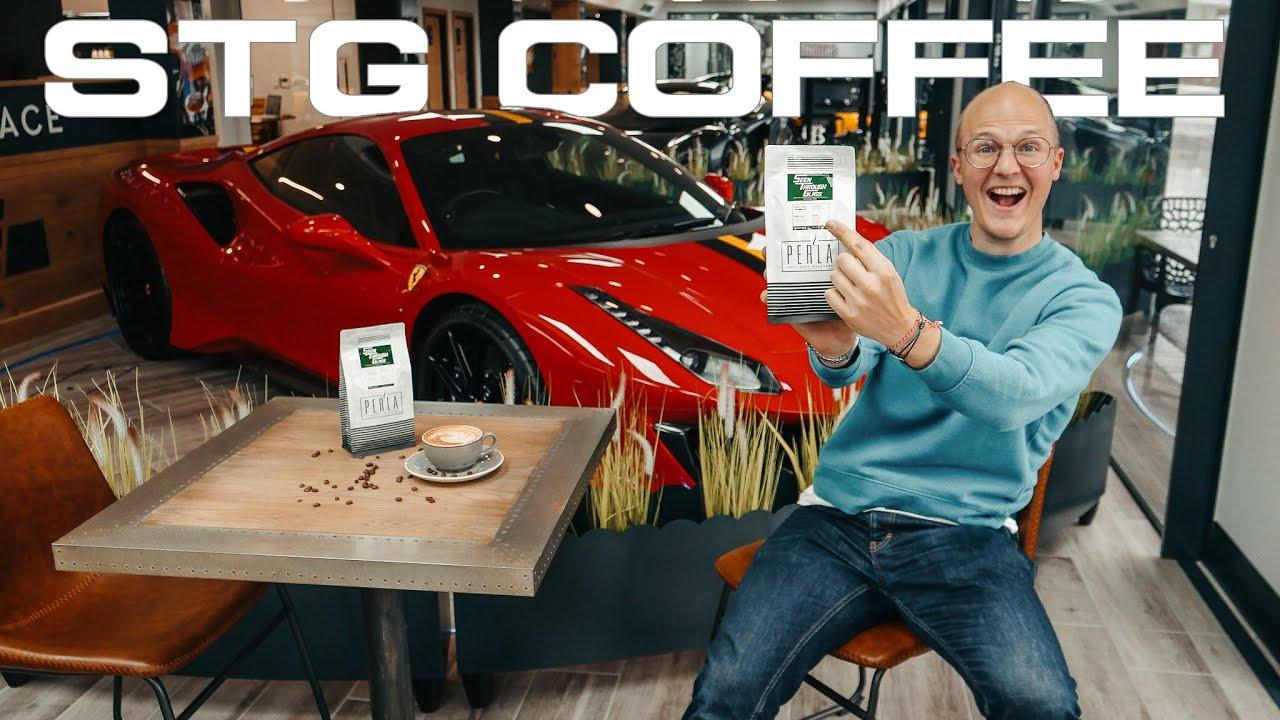 Launching My Own COFFEE!