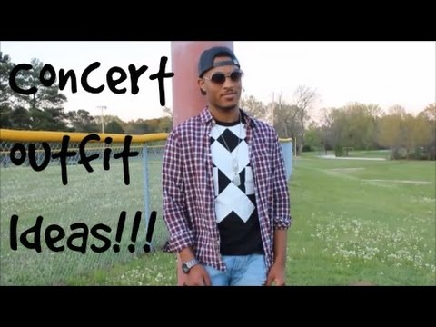 Menu0026#39;s Fashion Concert Outfit Lookbook - YouTube