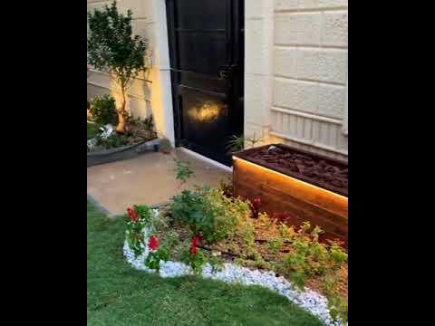 خدمات تنسيق حدائق منزلية