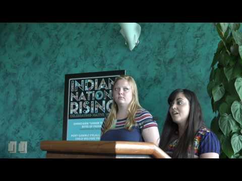 Indian Nations Rising   Potawatomi Leadership Program