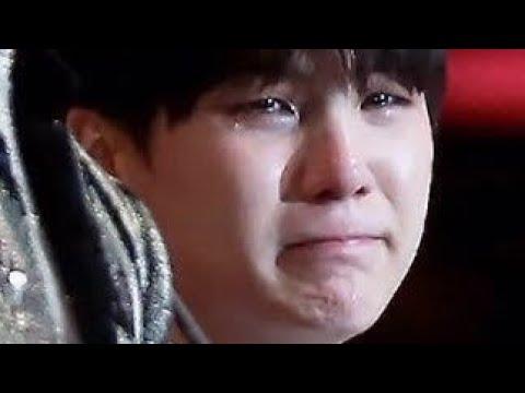 [방탄소년단/민윤기]방탄에서 '가장' 잘 안 우는 윤기의 울음 모음