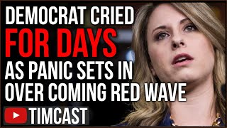 Democrat Cried For Days After Republicans Swept Special Elections, Democrats PANIC Over Red Wave