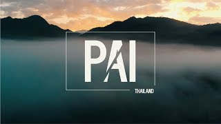 Mavic Air & iPhone Xs HD Cinematic - Thailand - Pai