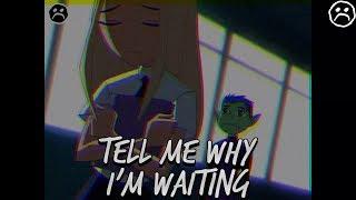 Gambar cover tell me why i'm waiting