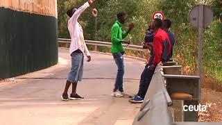 Devueltos a Marruecos los migrantes que participaron en el asalto del miércoles