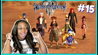HEARTLESS ARMY!!! | Kingdom Hearts 3 Episode 15