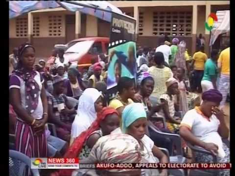 Health workers educate residents of Madina on sanitation  -9/7/2016
