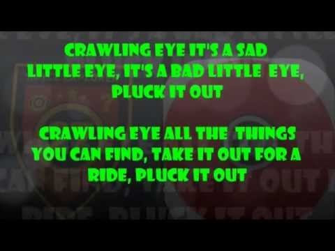 Riverdales - Crawling Eye (with lyrics)