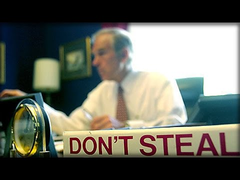 TRUMP ON NOTICE, WHAT RON PAUL JUST SAID ROCKED THE FEDERAL RESERVE