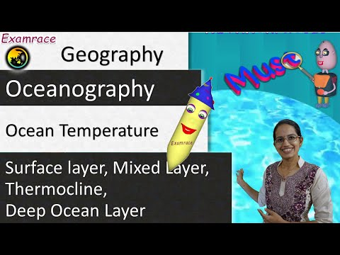 Explaining Ocean Temperature Variation in Depth using 3 Simp