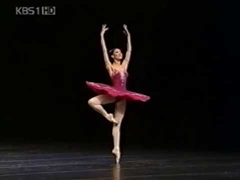 The Mariinsky Ballet's 8 Prima Ballerinas 2017