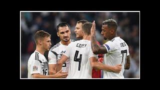 Niederlande - Deutschland: Nations League heute LIVE im TV u. Ticker