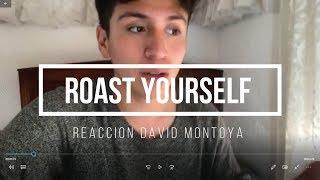 Download REACCIONANDO AL ROAST YOURSELF DE DAVID MONTOYA | KevRam