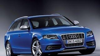 Audi S4 2008 универсал