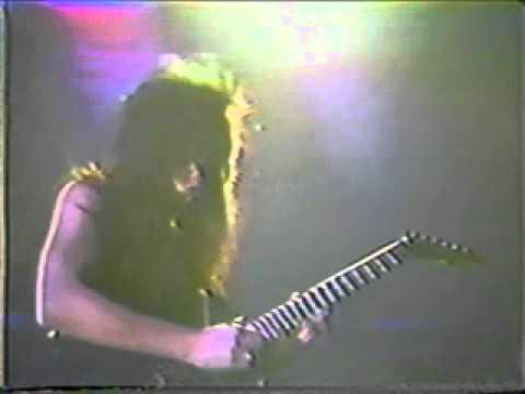 Crimson Glory  Valhalla   IN FLORIDA 1989