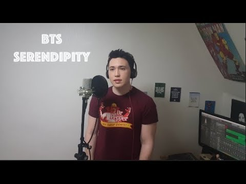BTS - Serendipity (Andrew Nelson Cover)