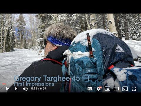 Gregory Targhee FT