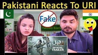 Pakistani Reacts To URI | Official Trailer | Vicky Kaushal, Yami Gautam, Paresh Rawal