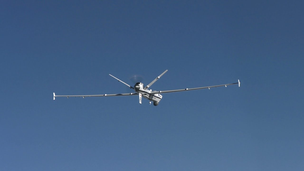 NASA Prepares to Fly a Large Unmanned Aircraft in Public Airspace Without Chase Plane for First Time