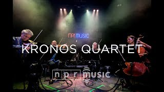 Kronos Quartet Performs At NPR Music's 10th Anniversary Concert