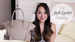 Louis Vuitton Soft Lockit Review | Chase Amie