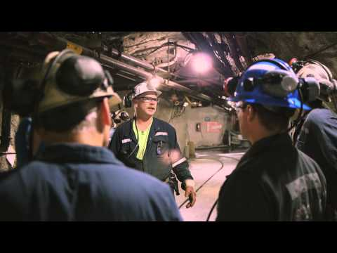 VALE Totten Mine Grand Opening