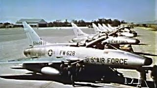 The United States Air Force in Vietnam 1967 - Restored Color